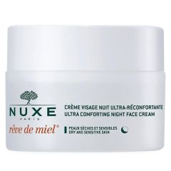Nuxe Rêve De Miel Ultra Comforting Night Face Cream Night 50 ml