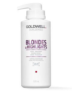 Goldwell Blondes & Highlights 60Sec Treatment  500 ml