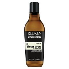 Redken For Men Dark Ale Clean Brew Shampoo (U) 250 ml