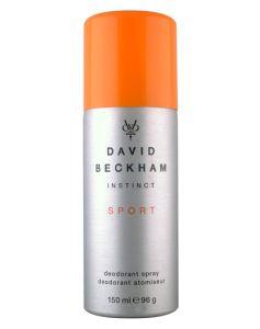 David Beckham Instinct Sport Deodorant Spray (Orange) 150 ml