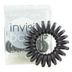 Invisibobble - Sort 3 stk.