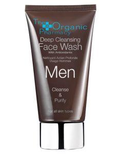 The Organic Pharmacy Men Deep Cleansing Face Wash 75 ml