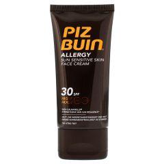 Piz Buin Allergy Sun Sensitive Skin Face Cream 30 SPF 50 ml