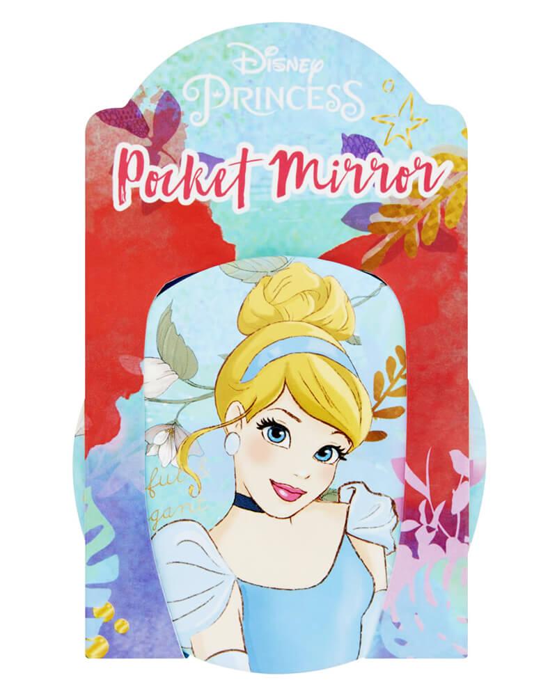 disney princess pocket mirror cinderella