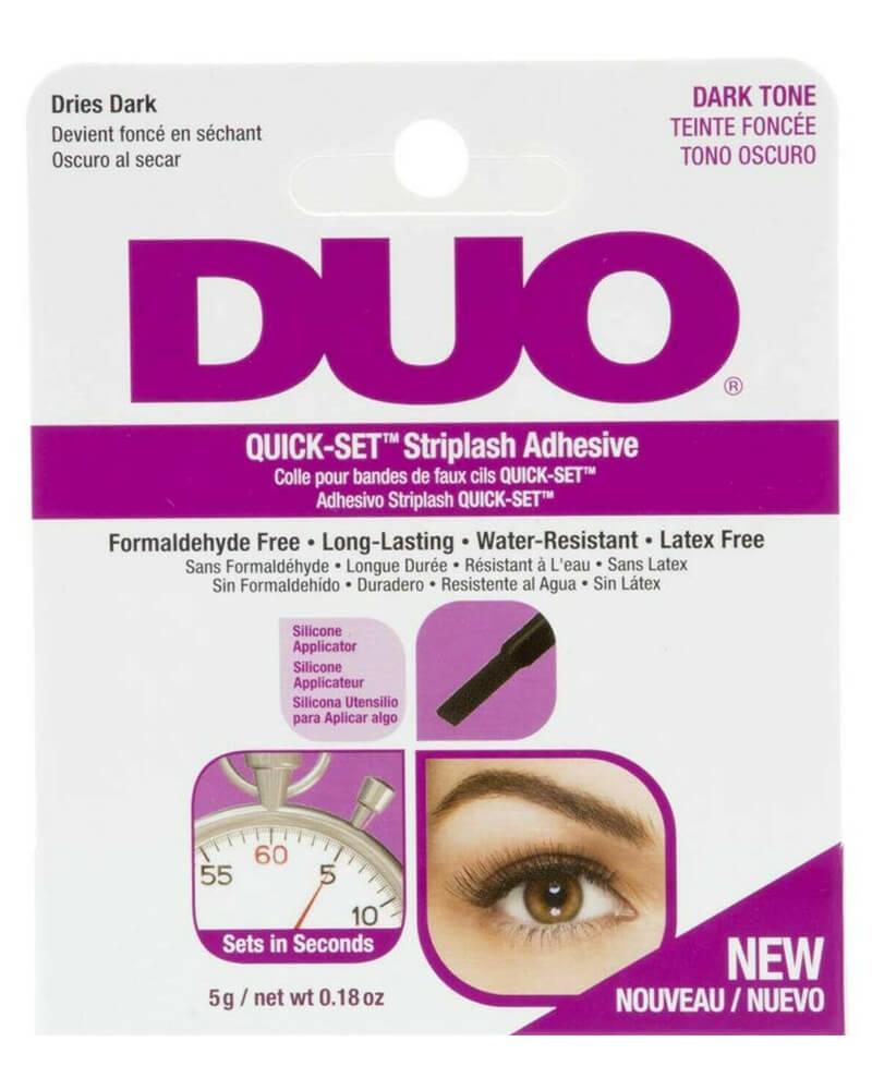 Duo Quick-Set Striplash Adhesive Dark Tone 5 g