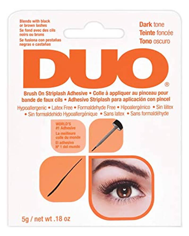 Duo Brush On Striplash Adhesive Dark Tone 5 g