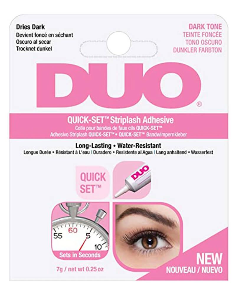 Duo Quick-Set Striplash Adhesive Dark Tone 7 g