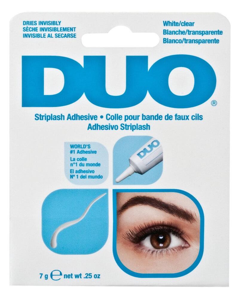 Duo Striplash Adhesive White/Clear 7 g