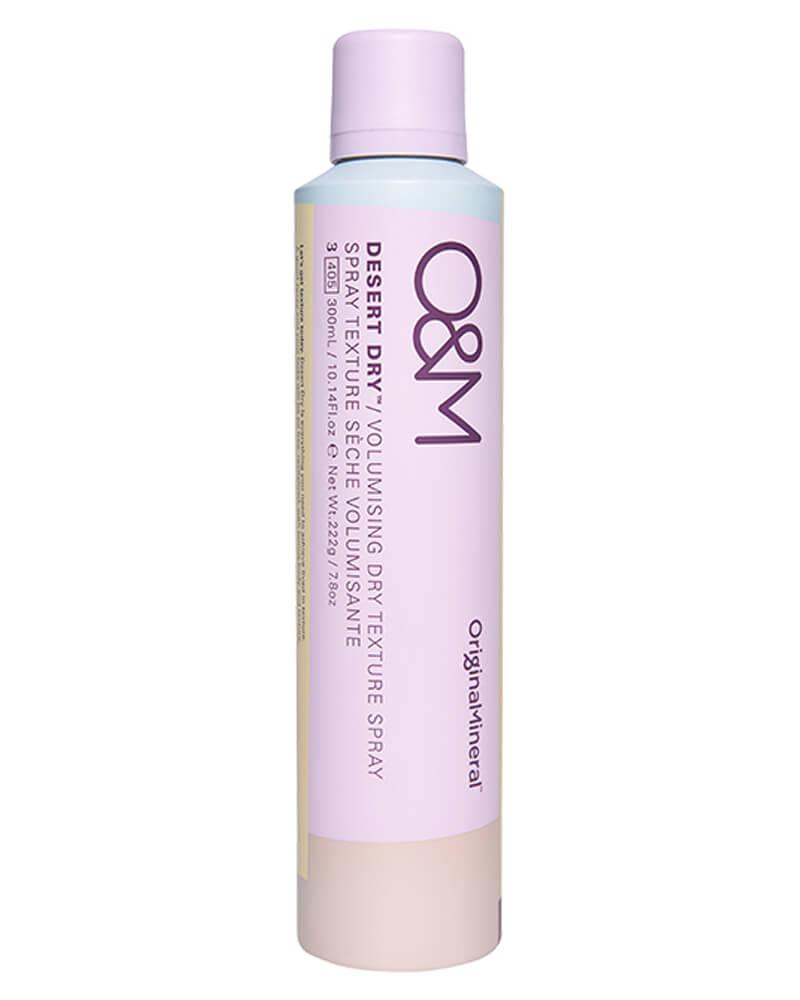 O&M Desert Dry Volumising Dry Texture Spray 300 ml