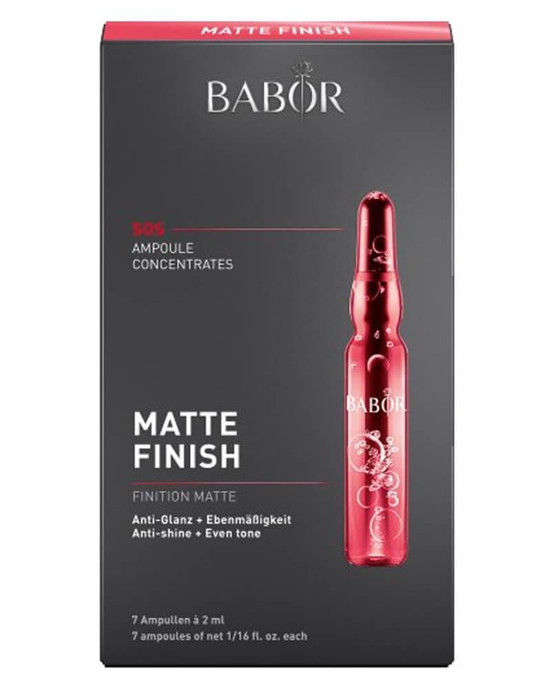 Babor Ampoule Concentrates Matte Finish 2 ml