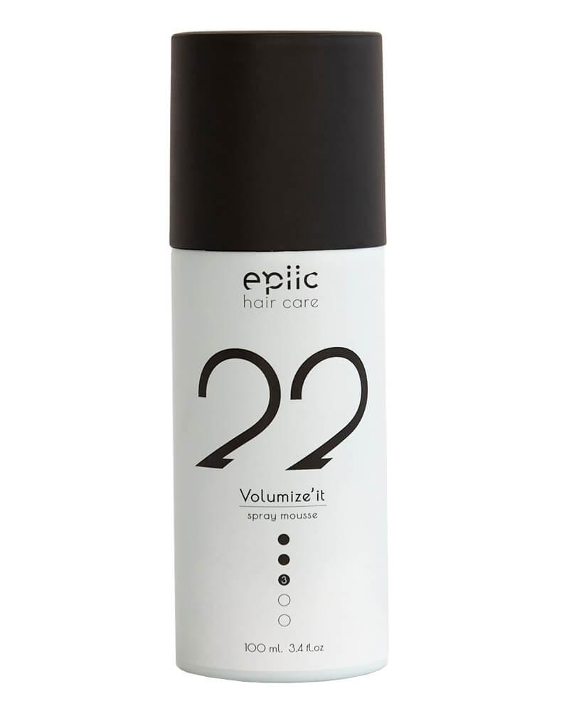 Epiic nr. 22 Volumize'it Volume Mousse 100 ml