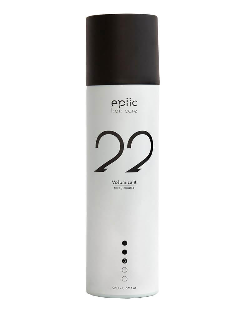 Epiic nr. 22 Volumize'it Volume Mousse 250 ml