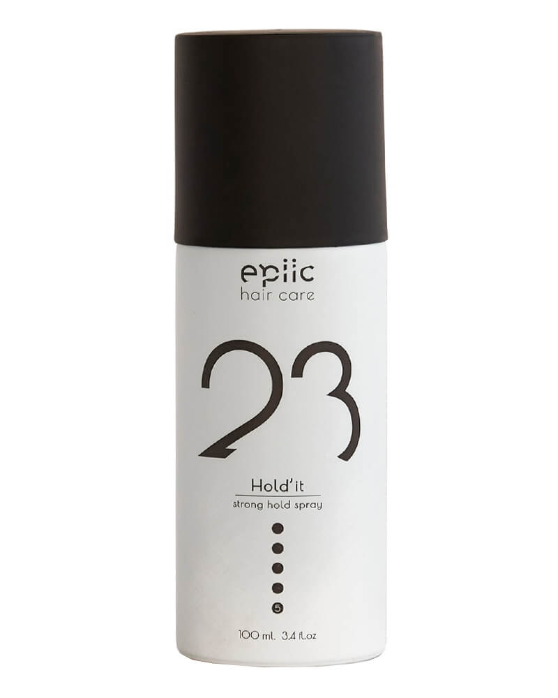 Epiic nr. 23 Hold'it Strong Hold Spray 100 ml