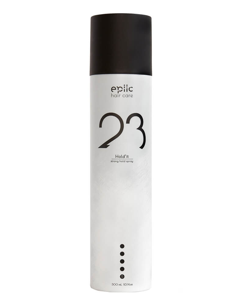 Epiic nr. 23 Hold'it Strong Hold Spray 300 ml