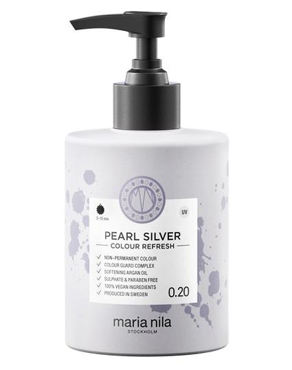 Maria Nila Colour Refresh Pearl Silver 300 ml