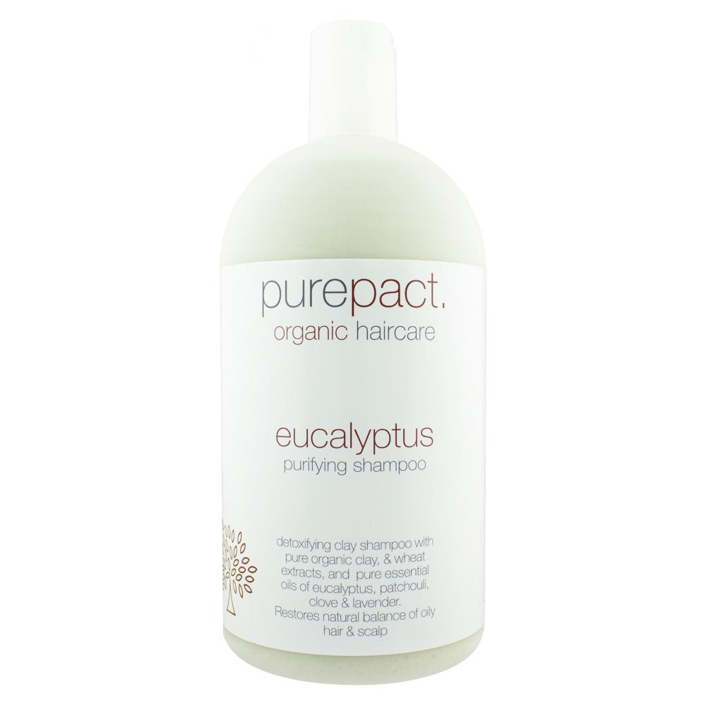 PurePact Eucalyptus Purifying Shampoo (U) 1000 ml