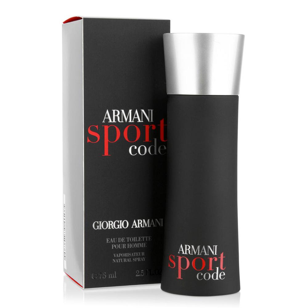 Giorgio Armani Armani Sport Code EDT 75 ml