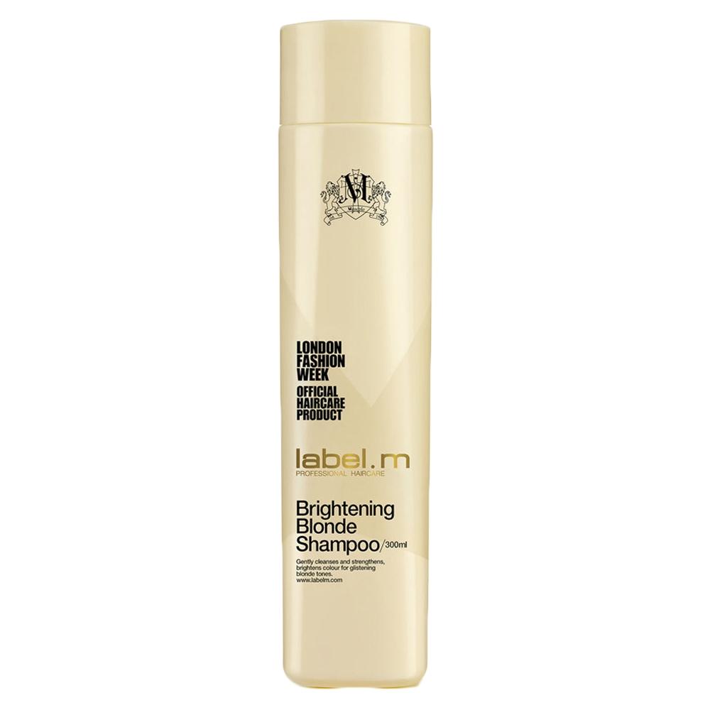 Label.m Brightening Blonde Shampoo 300 ml