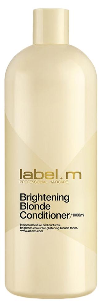Label.m Brightening Blonde Conditioner 1000 ml