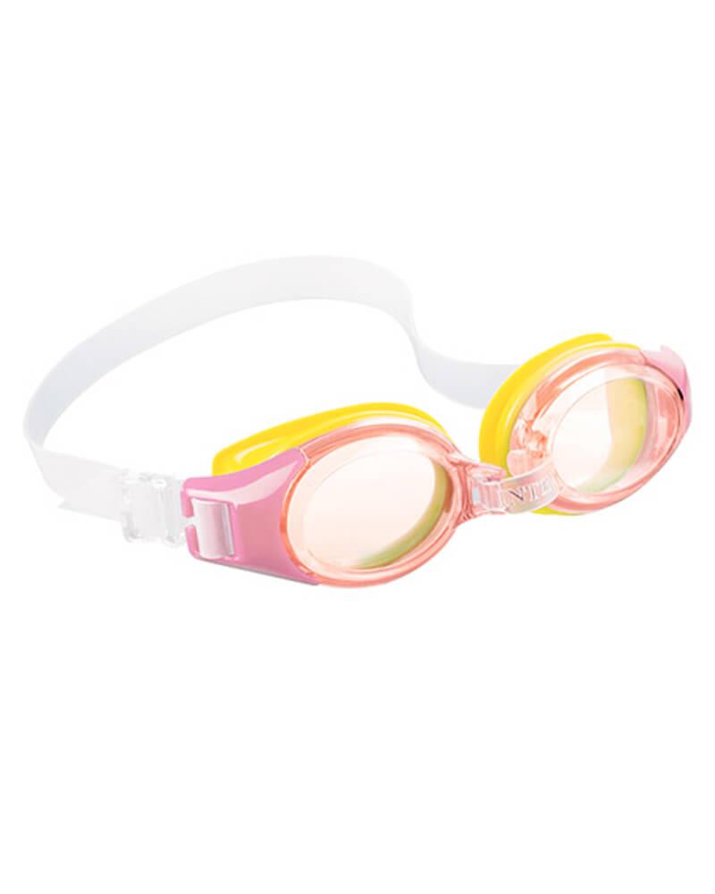 Intex Aquaflow Junior Goggles Pink