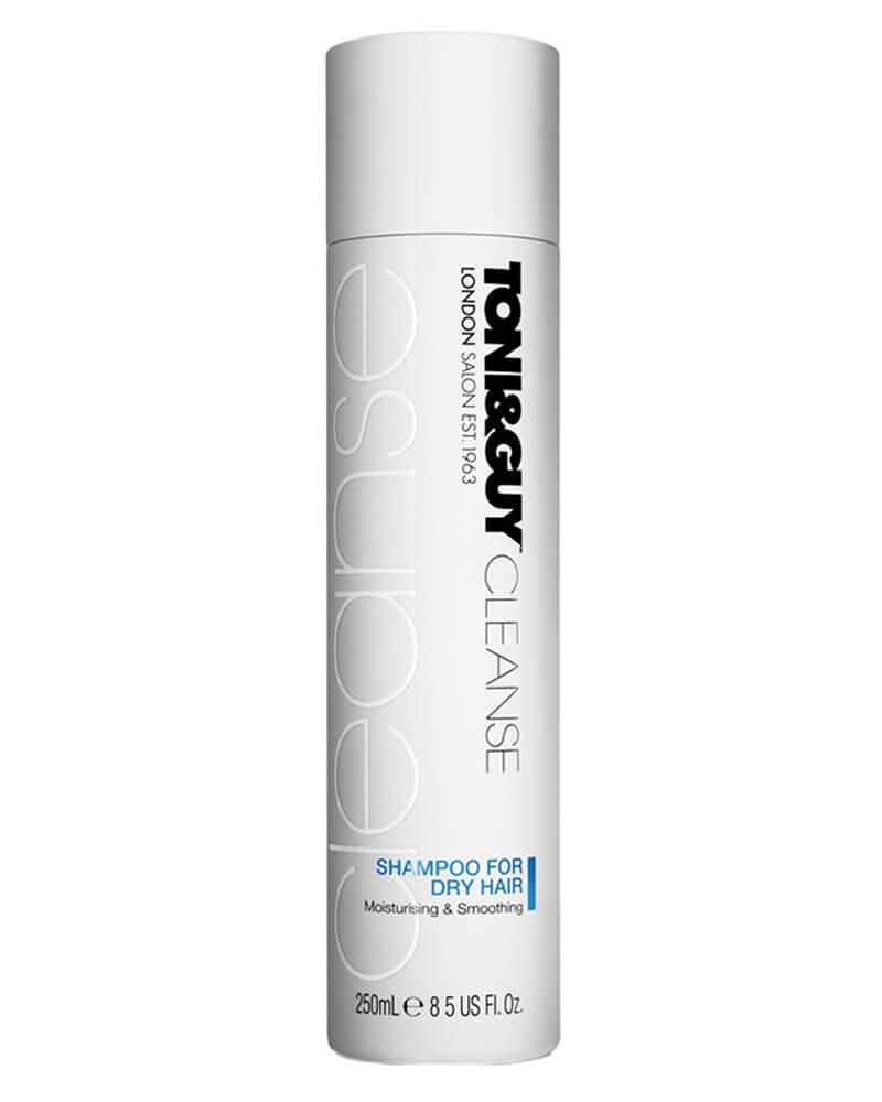 Toni & Guy Cleanse Shampoo For Dry Hair (U) 250 ml