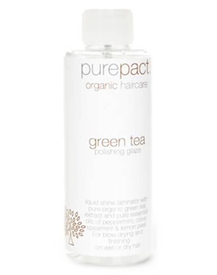 Purepact Green Tea Polishing Glaze (U) 100 ml