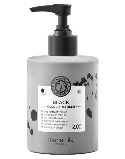 Maria Nila Colour Refresh Black 300 ml