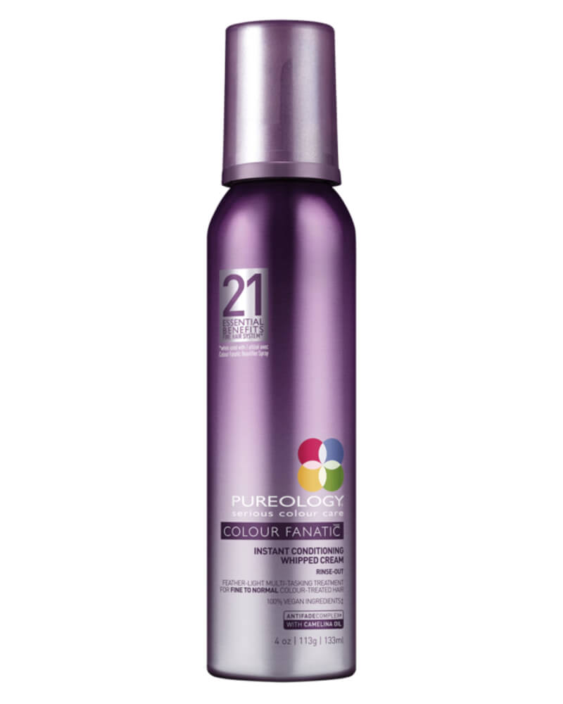 Pureology Colour Fanatic Instant Conditioning Whipped Cream 133 ml