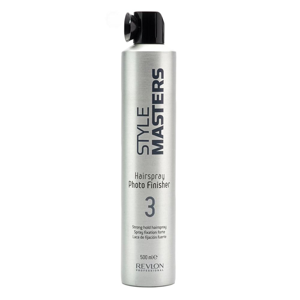 Revlon Style Masters Photo Finisher Hairspray 3 (U) 500 ml