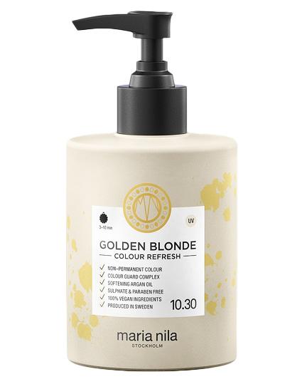 Maria Nila Colour Refresh Golden Blonde (U) 300 ml
