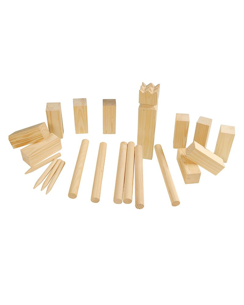 Fun & Games Kubb Set Wood