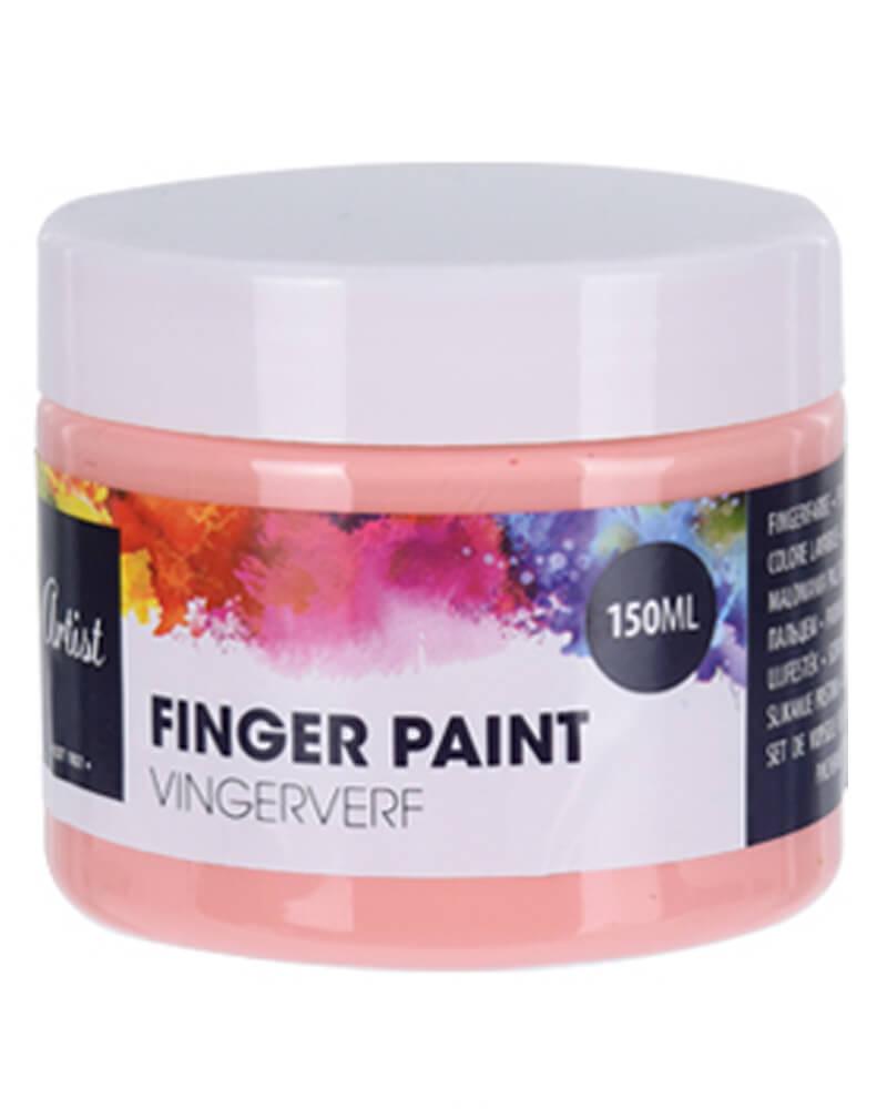 Krea Finger Paint Peach 150 ml