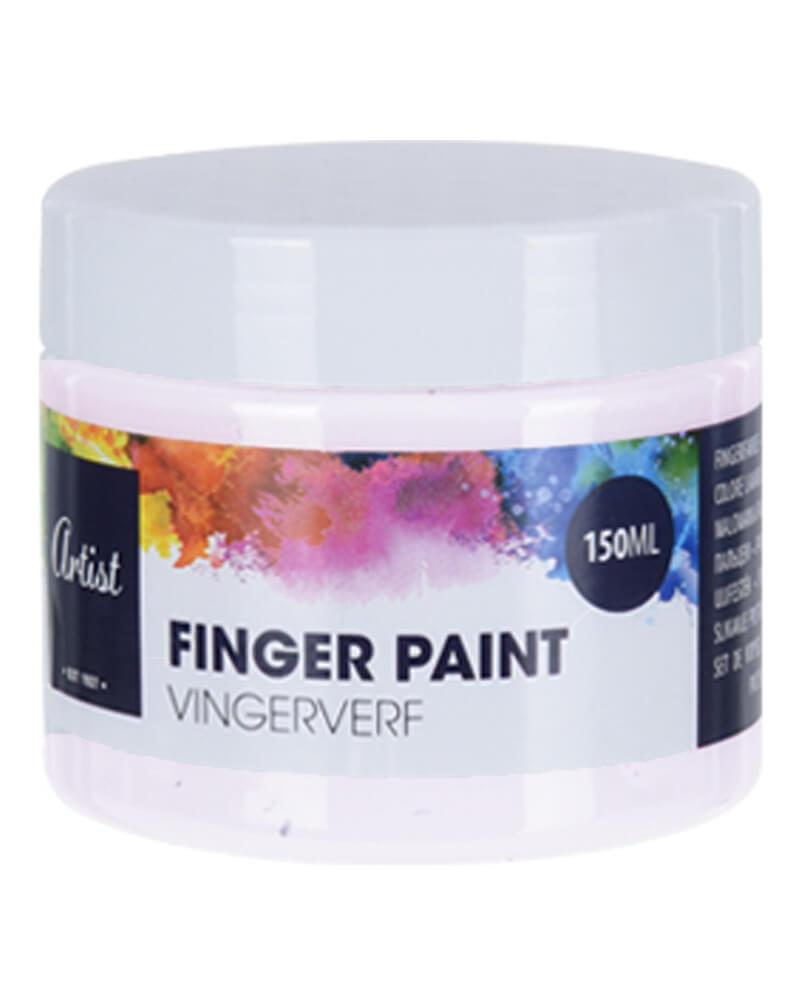 Krea Finger Paint Rosa 150 ml