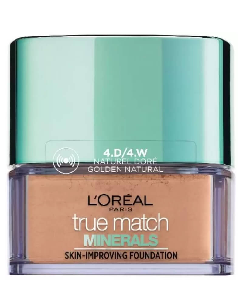 Loreal True Match Minerals Foundation 4.D/4.W 10 g