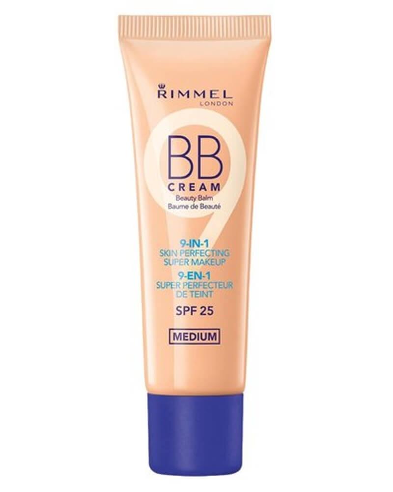 Rimmel 9-in-1 BB Cream - Medium 30 ml