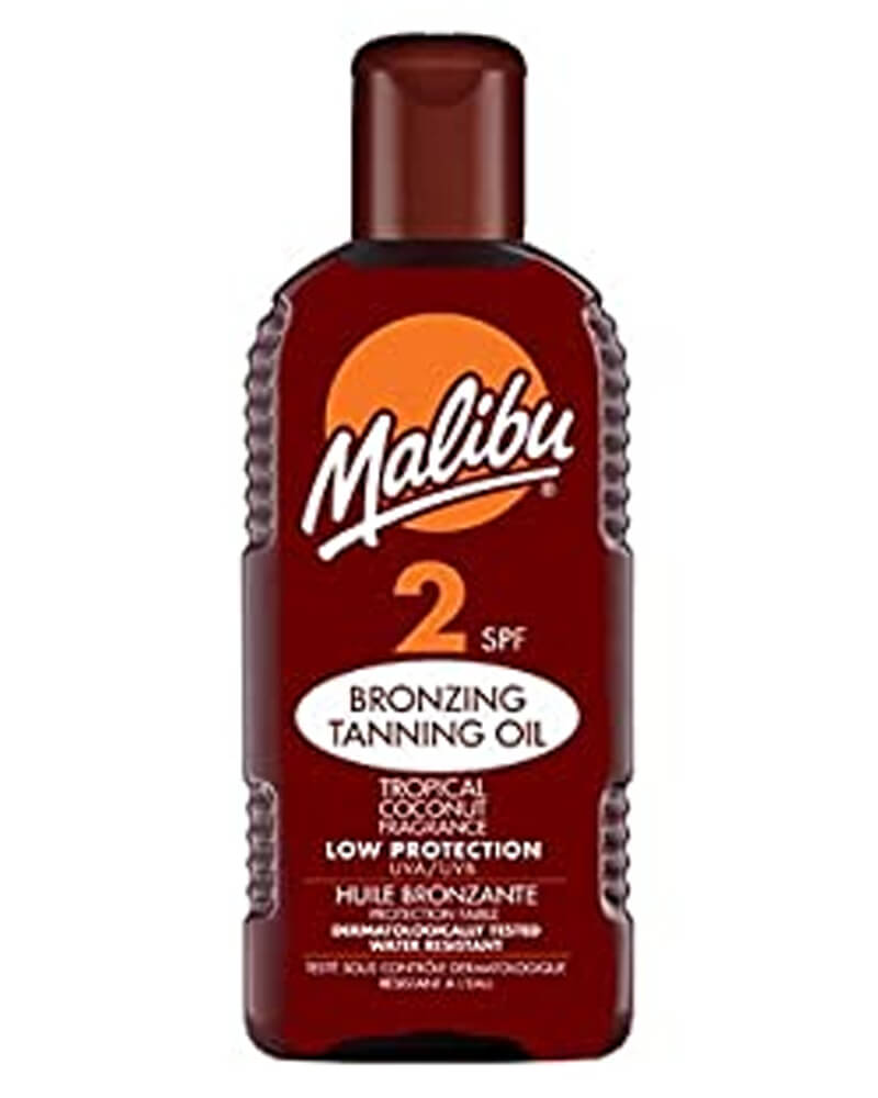 Malibu Bronzing Tanning Oil SPF 2 200 ml