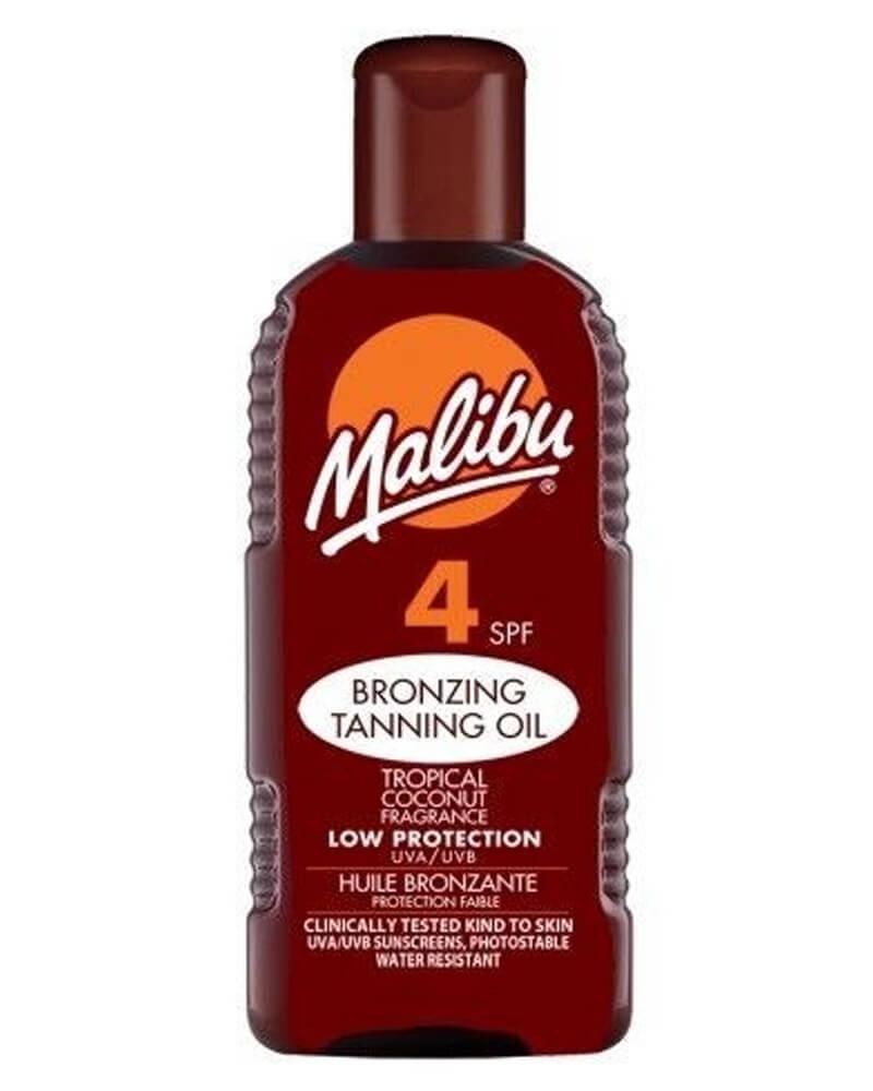 Malibu Bronzing Tanning Oil SPF 4 200 ml