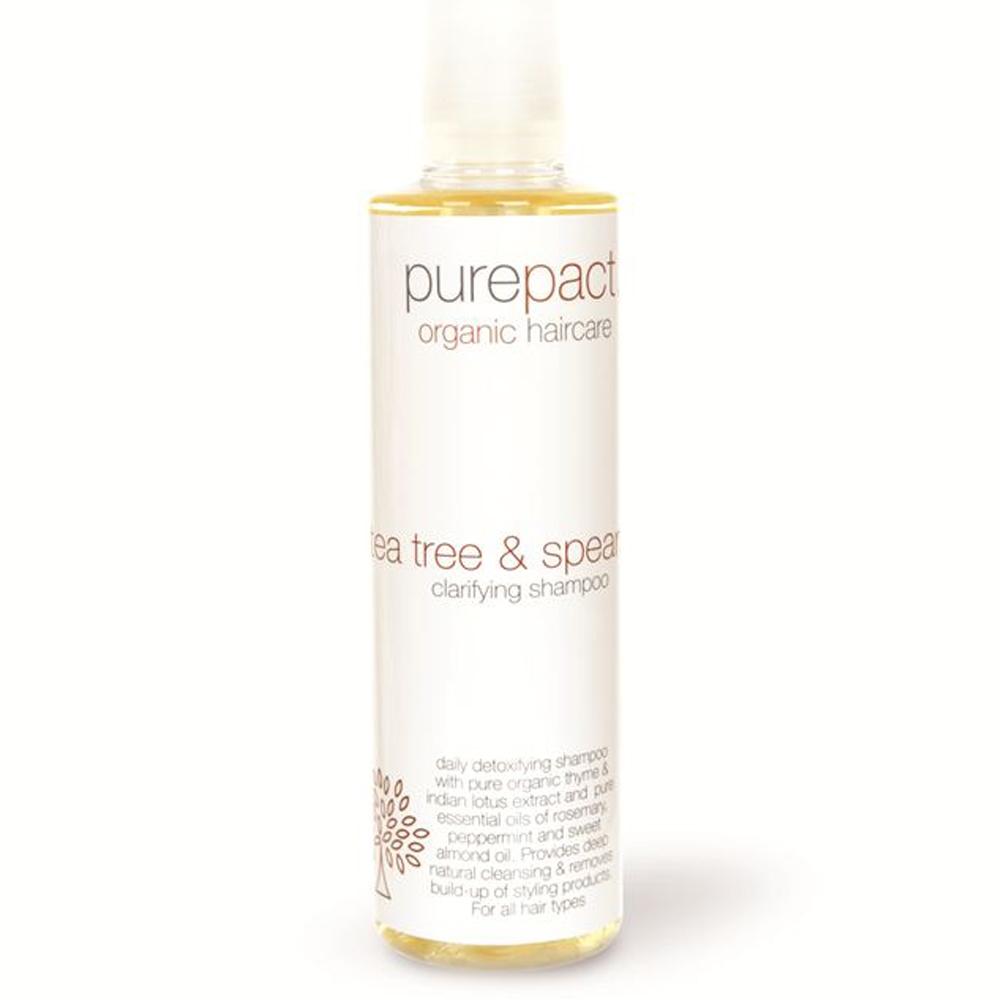 PurePact Tea Tree & Spearmint Shampoo (U) 250 ml