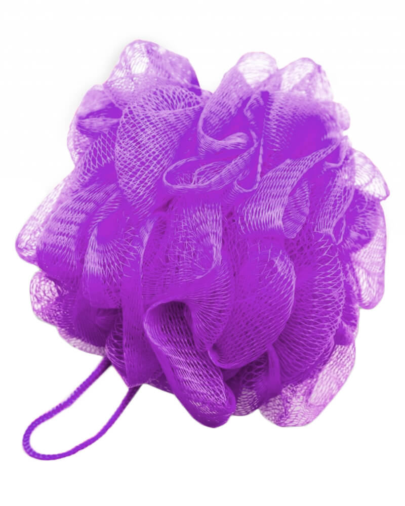 Multy Care Bath Sponge Purple