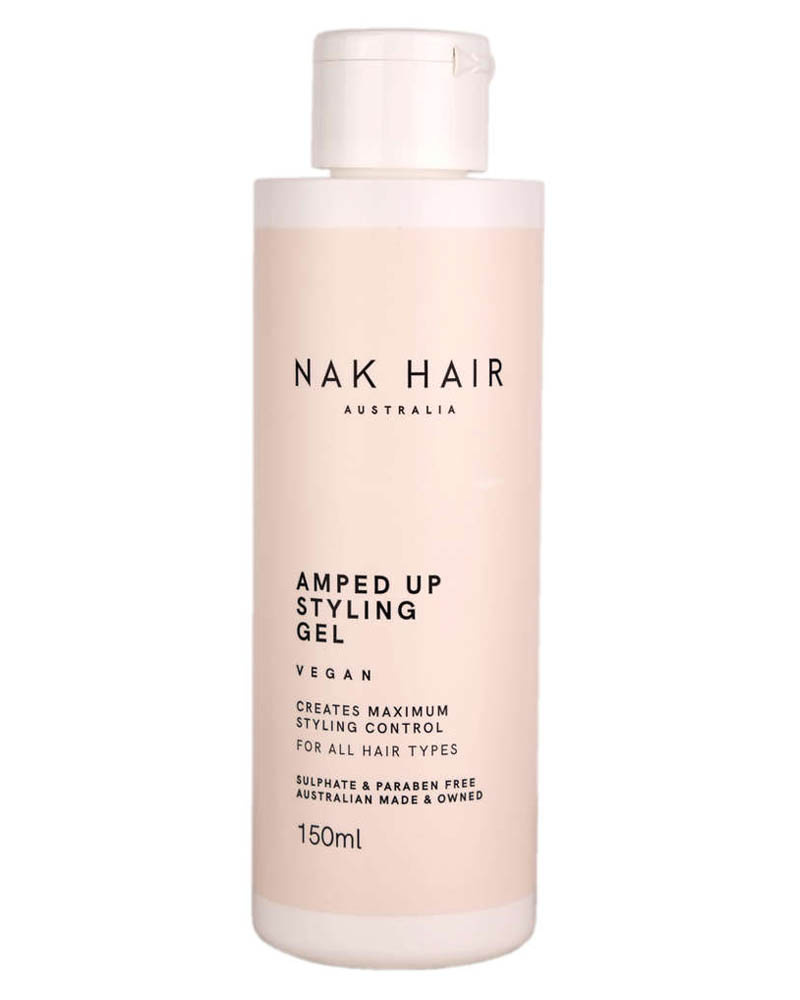 NAK Amped Up Styling Gel Vegan 150 ml