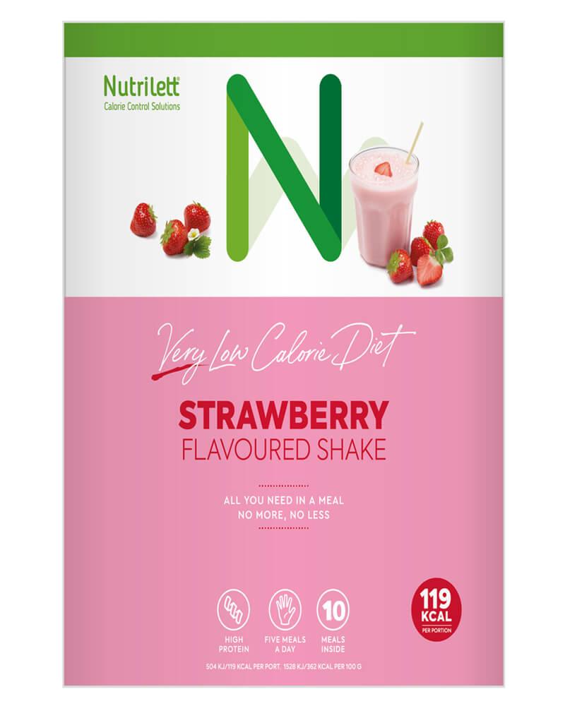 Nutrilett Strawberry Shake 330 g