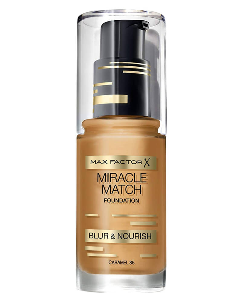 Max Factor Miracle Match Foundation Caramel 85 30 ml