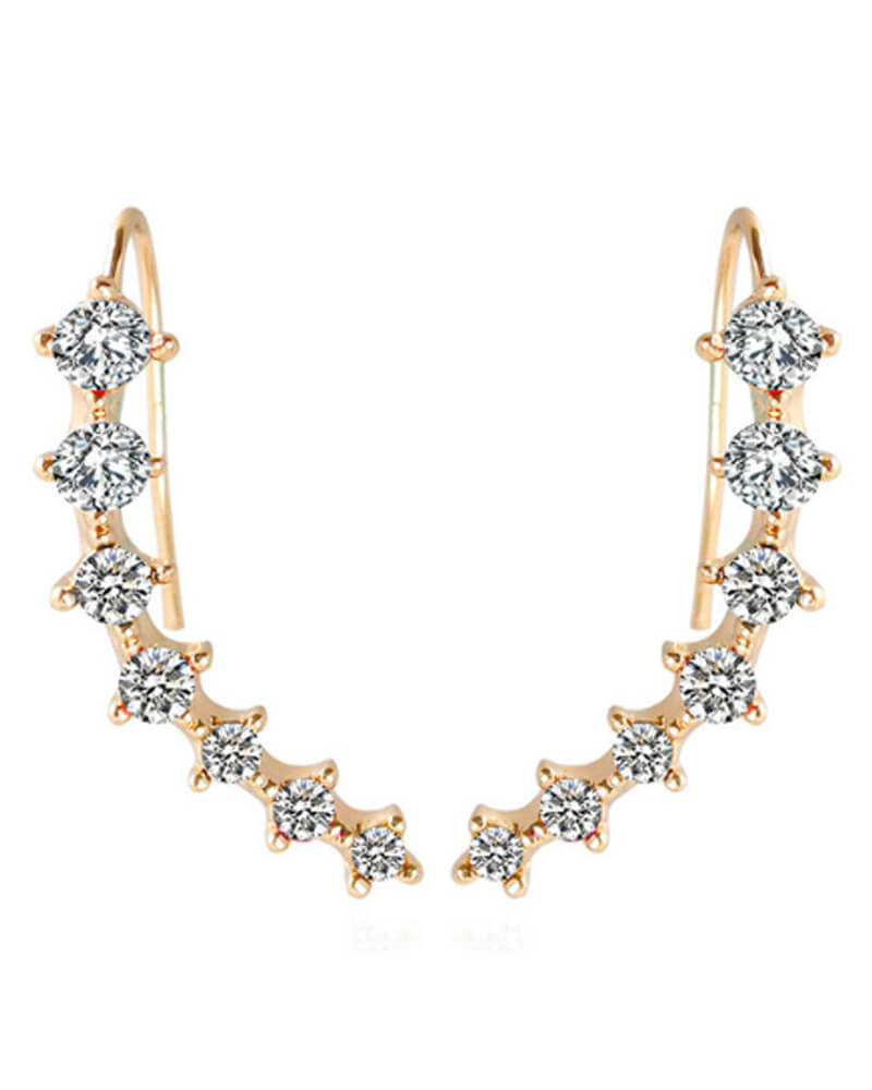 Everneed Athena Earring Gold