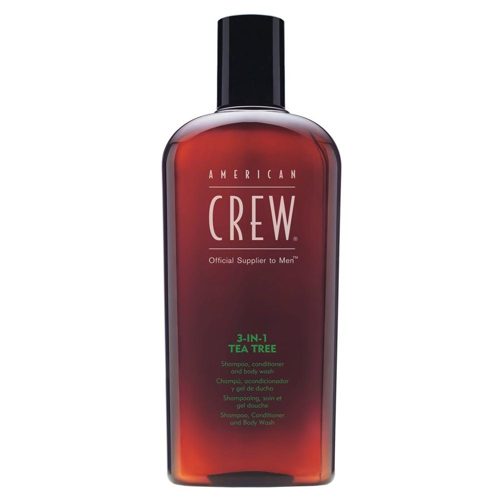 American Crew 3-in-1 Tea Tree 450 ml