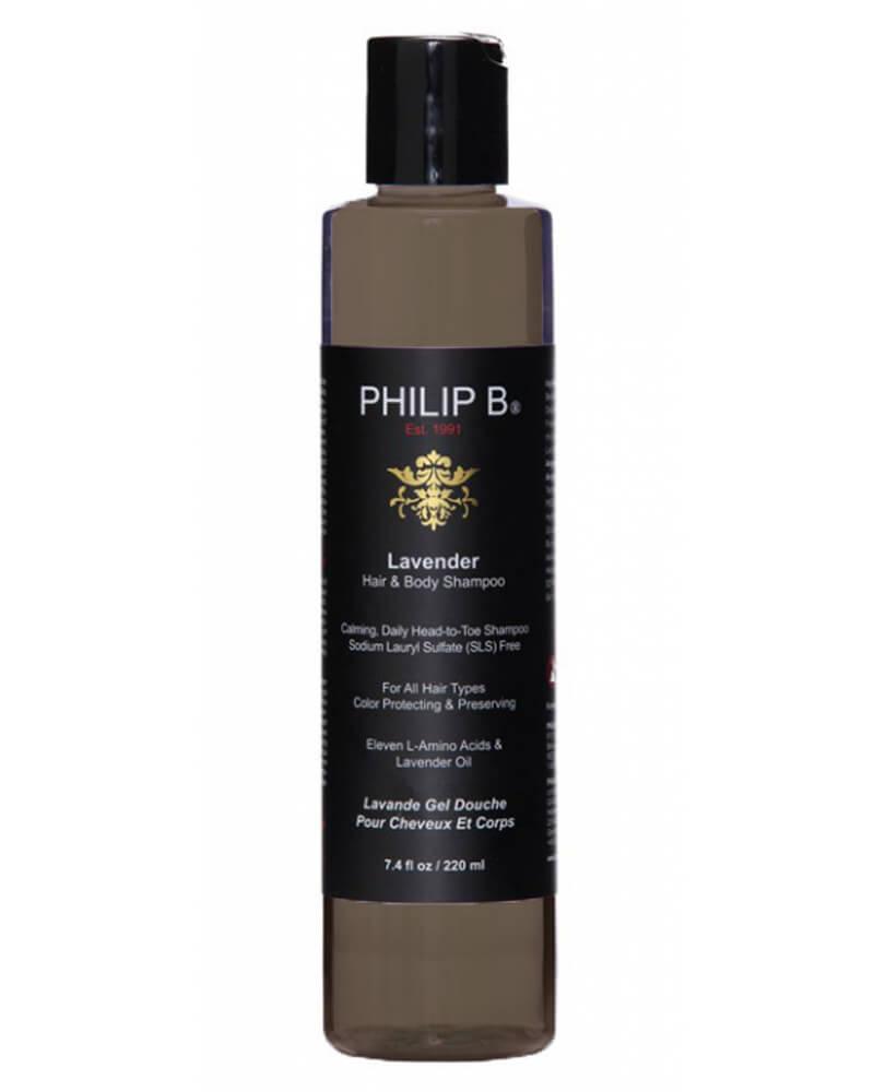 Philip B Lavender Hair & Body Shampoo (U) 220 ml