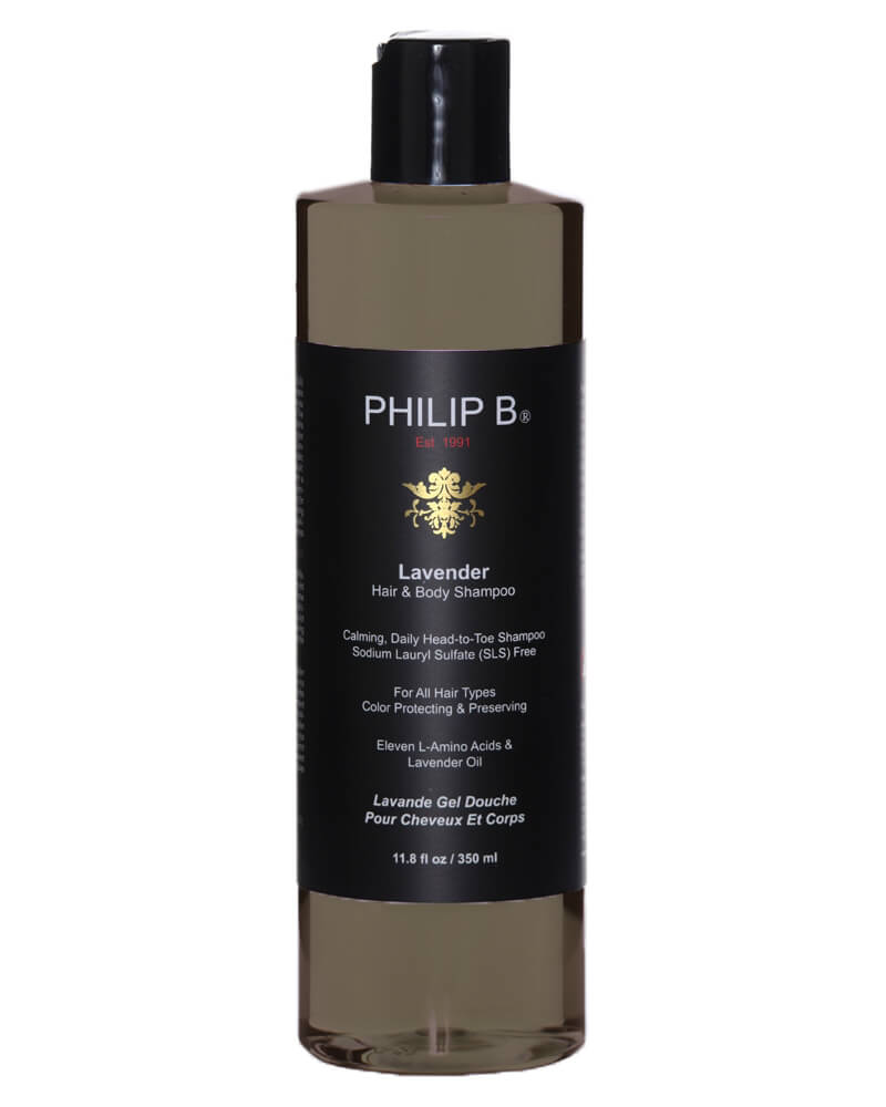 Philip B Lavender Hair & Body Shampoo (U) 350 ml