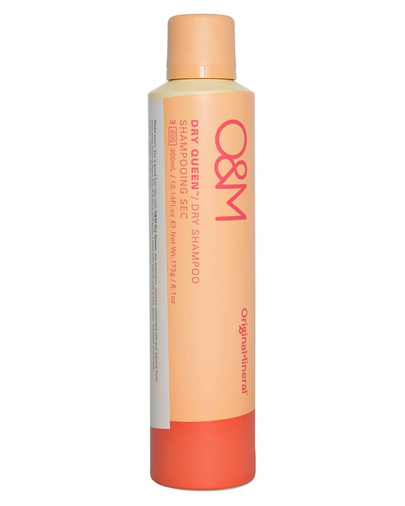 O&M Dry Queen Dry Shampoo 300 ml