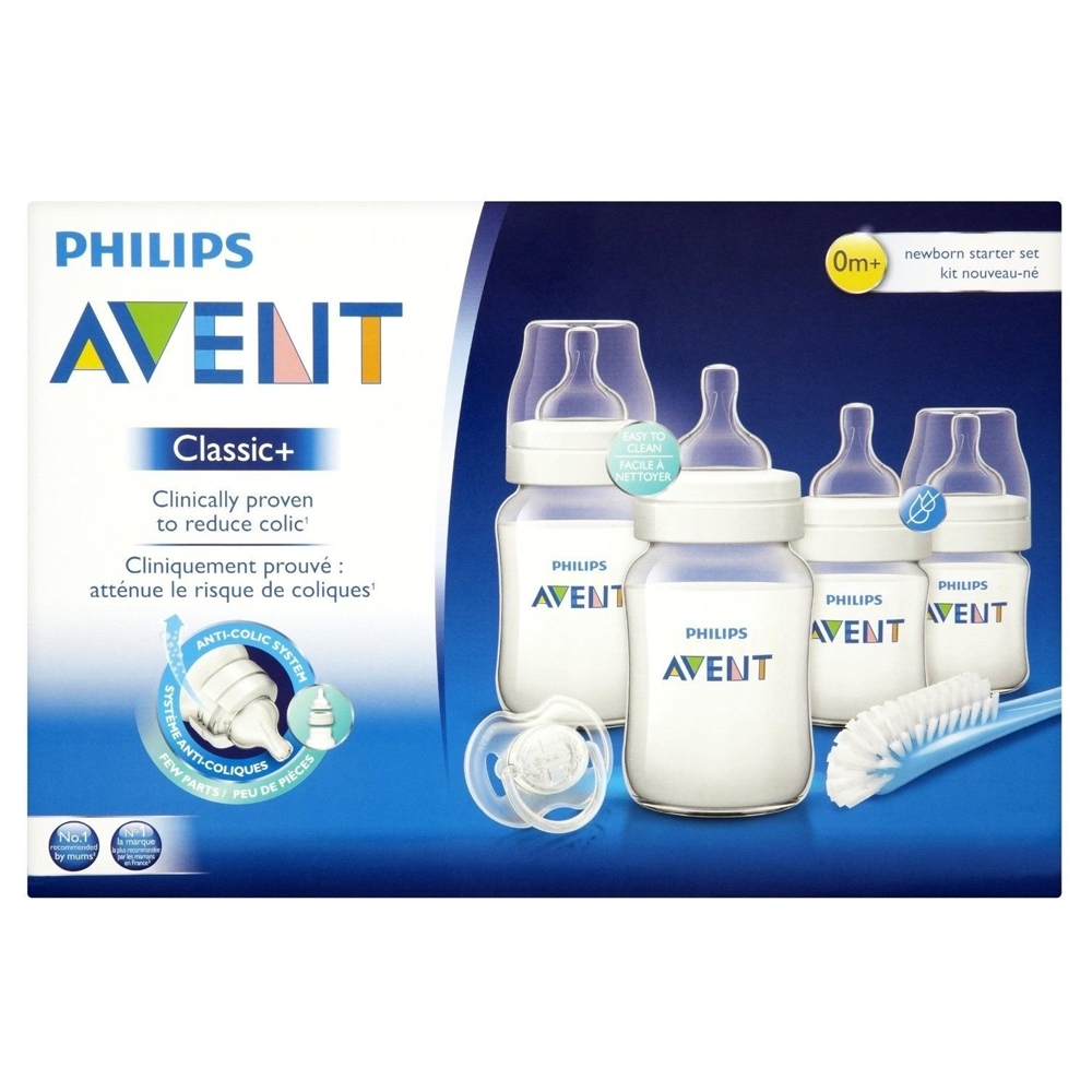 Philips Avent Classic+ Newborn Starter Set SCD371/00
