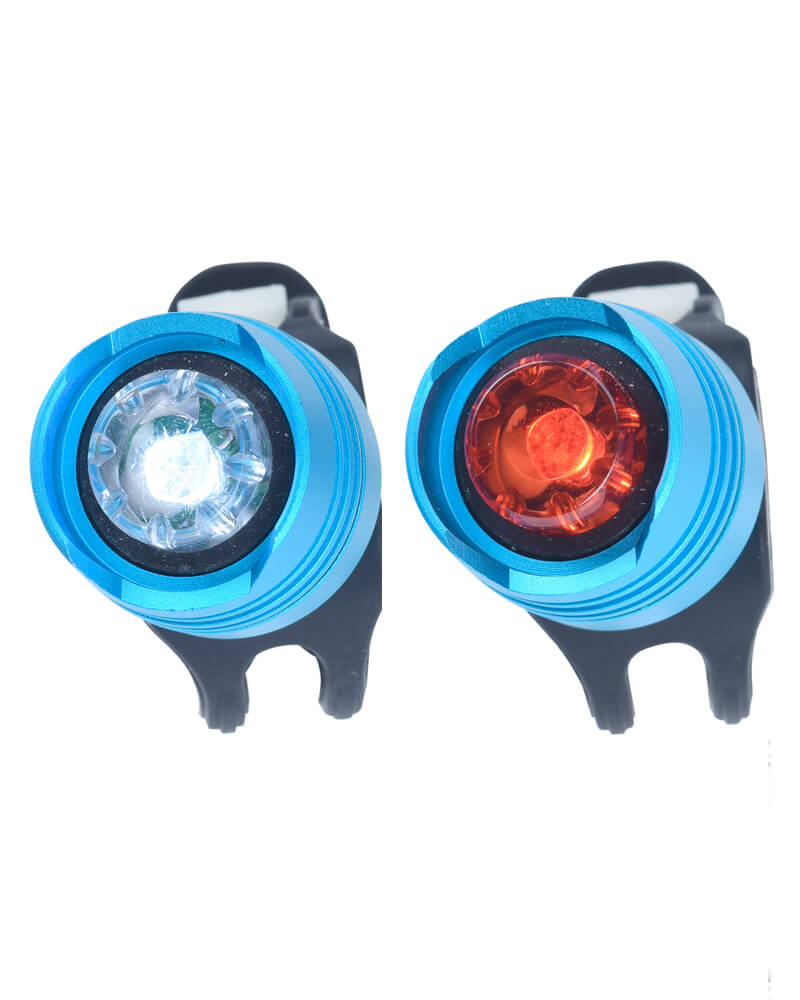 XQ Max Bicycle Lightning Set Blue