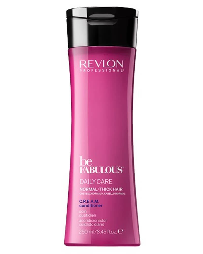 Revlon Be Fabulous Daily Care Normal/Thick Hair Conditioner 250 ml